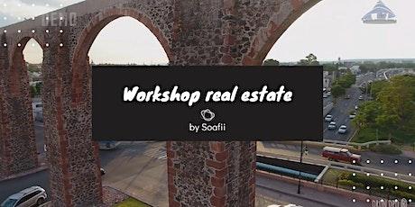 Workshop Real Estate by Soafii boletos