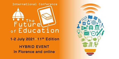 The Future of Education International Conference – Virtual Edition biglietti