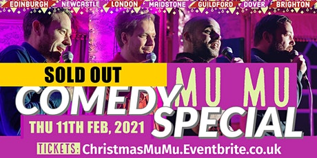 Super Funny ComedySpecial - MUMU Maidstone!! tickets