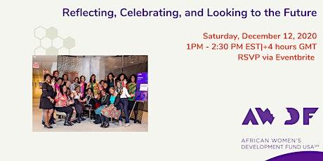 AfriWomen Hangout - Our Sisterhood. Our Stories. Our Community. Celebrate! tickets