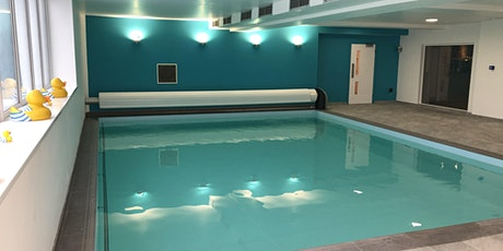 Private  Swimming Pool Hire - Toasty Warm - Perfect For Families! tickets