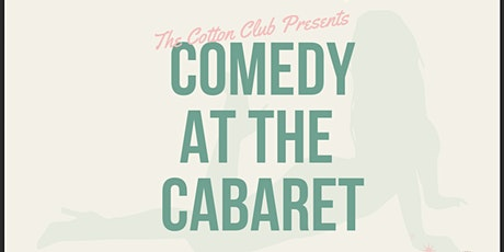 Comedy at the Cabaret tickets