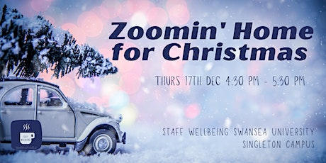 Zoomin' Home For Christmas tickets