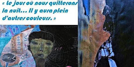 LE JOUR OU NOUS QUITTERONS LA NUIT ... billets