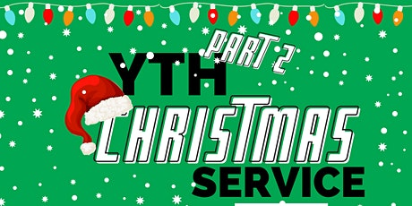 Youth  Christmas In Person Service | DEC 20 tickets