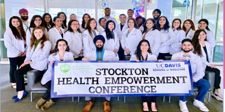 7th Annual  Virtual Stockton Health Empowerment Conference (SHEC) tickets
