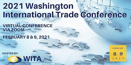 2021 Washington International Trade Conference tickets