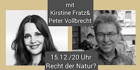 """DenkDuett Live-Talk """"Sollen wir der Natur Rechte verleihen?"""" tickets"""