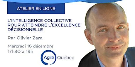 L'intelligence collective pour atteindre l'excellence décisionnelle billets