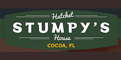 Holiday Social Stumpy's Hatchet House tickets