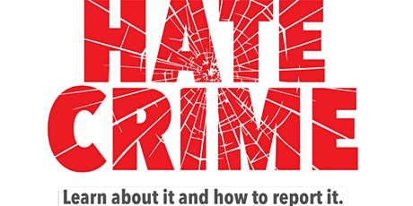 Hate Crime Awareness Event tickets