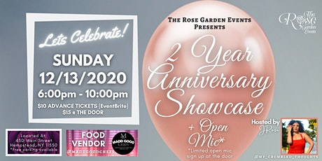 2 Year Anniversary Showcase tickets