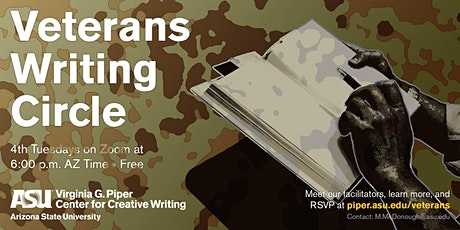 Veterans Writing Circle tickets