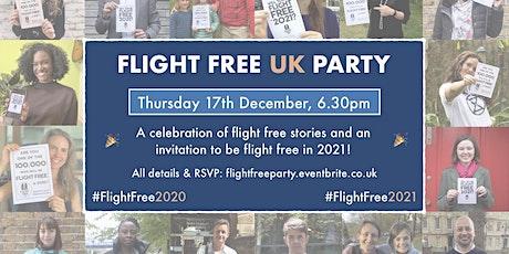 Flight Free 2020 party! tickets