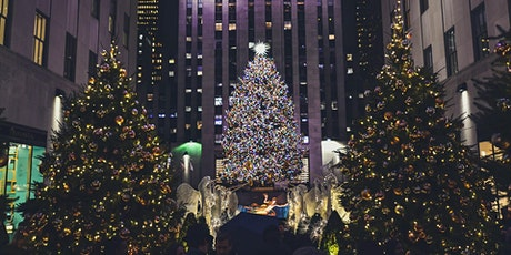 Holiday Special - Christmas in NYC's Rockefeller Center tickets