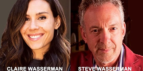 Claire Wasserman and her father, Steve Wasserman: Ladies Get Paid tickets