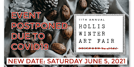 Hollis Winter Art Fair - 11th Annual tickets