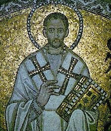 Society of St John Chrysostom logo