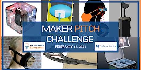 Maker Pitch Challenge tickets
