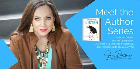 Meet the Author Series | Jen Dalton with Her Latest Book - Listen tickets