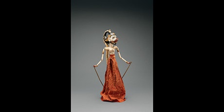 Lunch & Learn: Indonesian Rod Puppets with Carolina Guerrero tickets