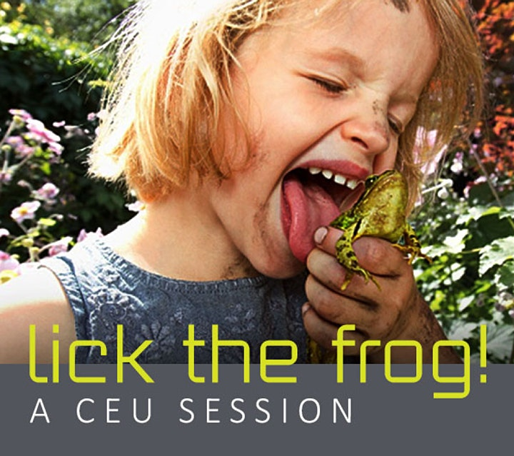 LICK THE FROG! image