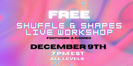 FREE Shuffle & Shapes Workshop tickets