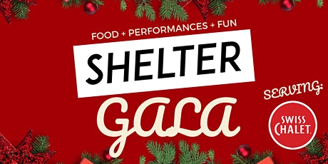 Shelter Youth Gala tickets