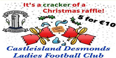 Desmonds Ladies Christmas Cracker Raffle - Livestream Event tickets