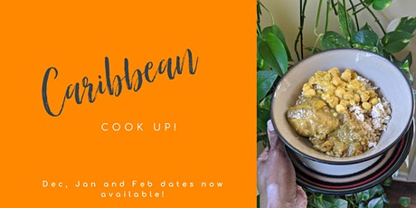 Caribbean Cook Up! tickets