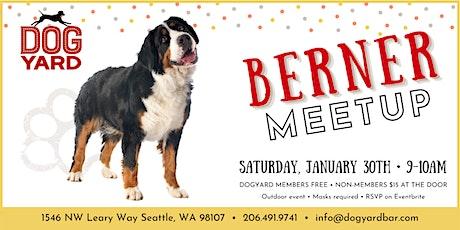 Berner Meetup at the Dog Yard tickets