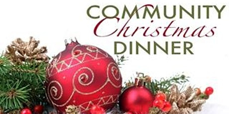 Community Christmas Dinner tickets