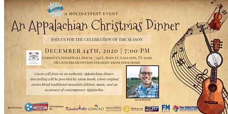 An Appalachian Christmas Dinner tickets