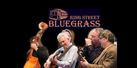 A Song & A Slice (Indoors + Distanced!): King Street Bluegrass tickets