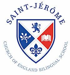 St. Jérôme Church of England Bilingual School logo