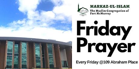 ' Friday Prayer December 4th @ 1 PM tickets