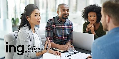 Processus d'admission à l'OIQ pour les professionnels formés à l'étranger tickets