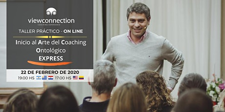 Inicio al Arte del Coaching Ontológico EXPRESS - VIEWCONNECTION entradas