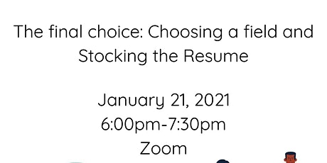 The Final Choice: Choosing a field and Stacking the Resume tickets