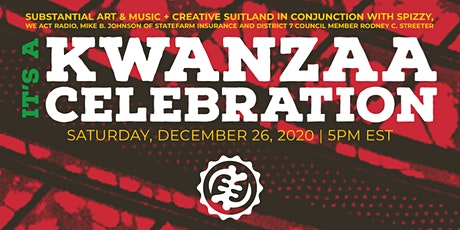 It's A Kwanzaa Celebration! tickets