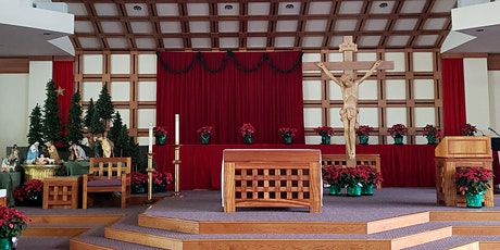 St. Ann Church - Kaneohe,Hawaii - Christmas Masses- December 24 & 25, 2020 tickets