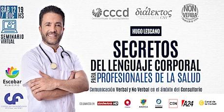 Secretos del lenguaje corporal para profesionales de la salud entradas