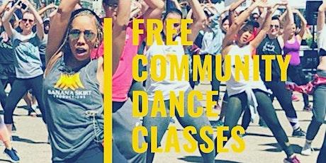Free Community Dance Class tickets