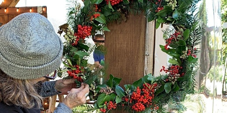 Family Wreath-Making Workshop tickets
