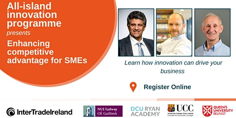 Enhancing the SME Innovation Ecosystem for Competitive Advantage Conference tickets