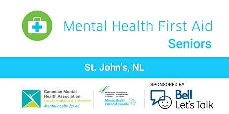 Mental Health First Aid - Seniors tickets