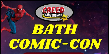 Bath Comic-Con 2021 tickets