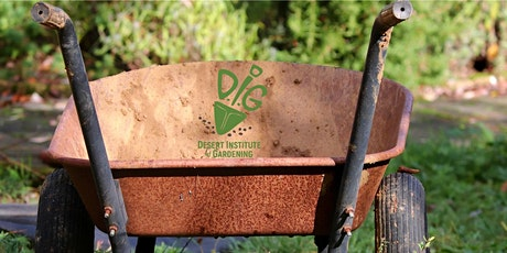 DIG ONLINE: Self Sufficient Gardening & Urban Farming tickets