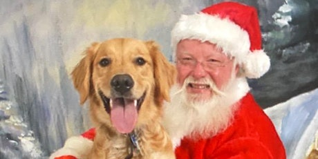 Pet Pictures with Santa Paws! tickets