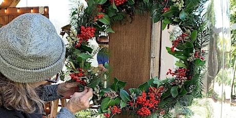Adult Ticket Wreath-Making Workshop tickets